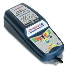 OptiMATE 6 オプティメイト バッテリー 充電器 輸入品