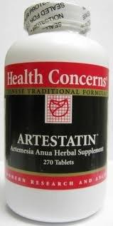 Artestatin,Lg(Artemesia Anua Concentrate) (270 tabs) HC-04