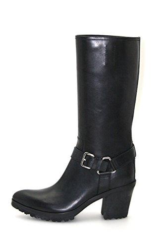 Prada Womens 3W4924 Leather Boots