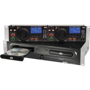 Best Review Of Gemini DJ CDX-2410 Multi-Disc DJ CD Player