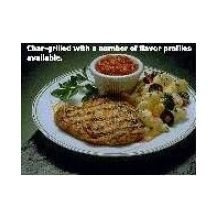 Country Good Unbreaded Italian Grilled Chicken Breast Pattie, 2.54 Ounce -- 1 Each.