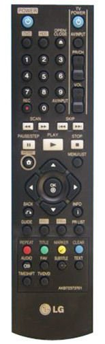 LG RHT497H Enregistreur DVD Véritable télécommande Stand Télécommande