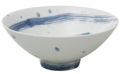 有田焼 匠の蔵 口福(こうふく)なお茶漬け碗シリーズ 碗 (大) うず潮 T7031