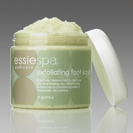 Buy Essie Spa exfoliating foot scrub 18 oz