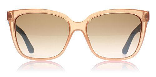 Tommy Hilfiger 1312 X2J Peach Blue Wood 1312S Cats Eyes Sunglasses Lens Categor