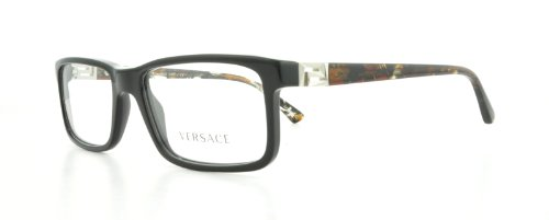 Versace Versace VE3171 Eyeglasses-GB1 Shiny Black-53mm