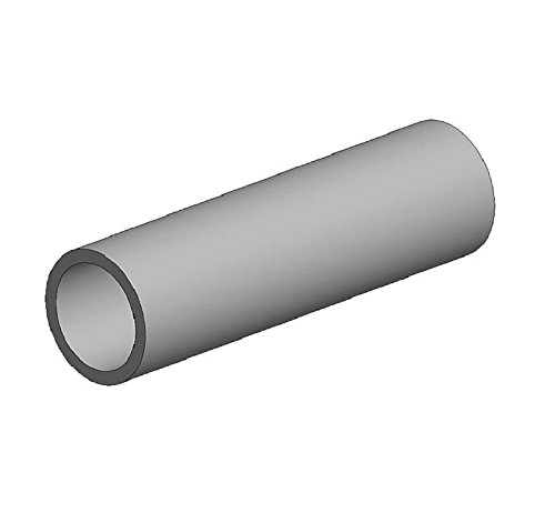 K&S-Metall 969870 Kupferrohr, 300mm lang, Wand 0,36mm Durchm. 2mm 4 Stück