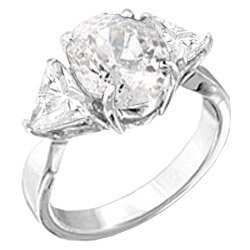 T26 Tqw10407Zch Beautiful 4 Carat CZ Diamond Engagement Anniversary Fashion Ring (7)