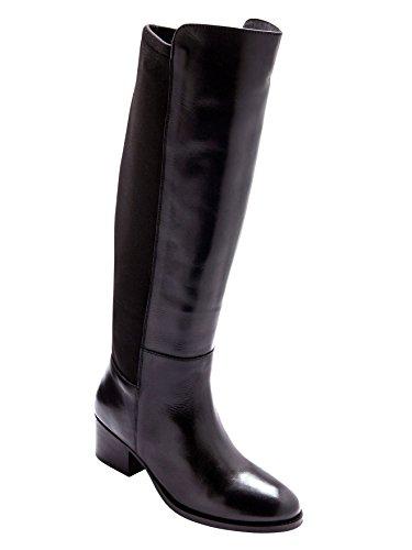 Balsamik - Stivali bimateriale speciale polpaccio sottile - - Size : 36 - Colour : Nero