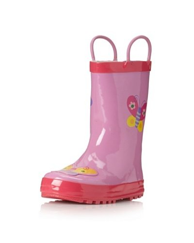 Laura Ashley Butterfly Rainboots for Girls laura ashley butterfly rainboots for girls