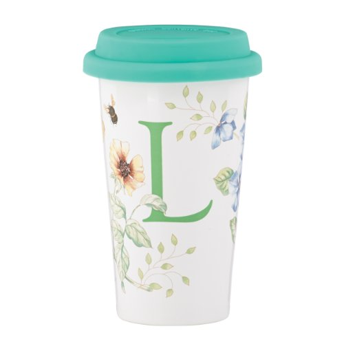 Lenox Butterfly Meadow Thermal Travel Mug, L