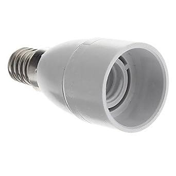 NingB E14 à E14 Ampoules LED Socket Adapter
