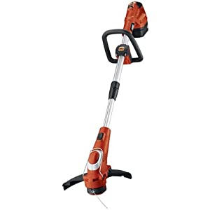 Black & Decker NST1024 24-Volt Cordless String Trimmer