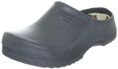 Birki Super-Birki, Unisex-Erwachsene Clogs, Grau (Steel Gray), 35 EU (3 Erwachsene UK)