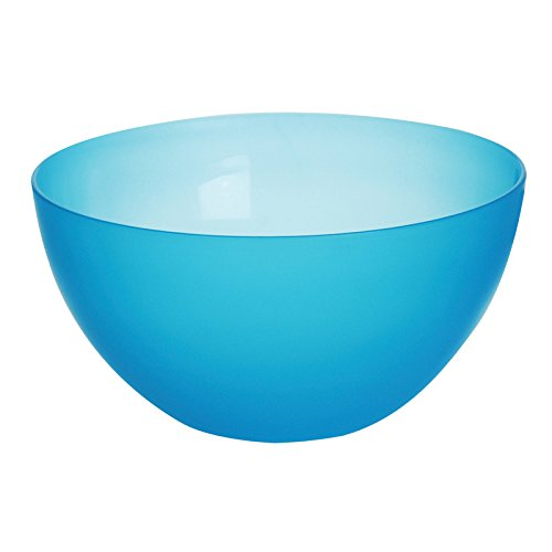 Excelsa Rainbow Insalatiera, 21.0 cm, Azzurro