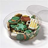 St. Patrick's Day Cookies - Minis