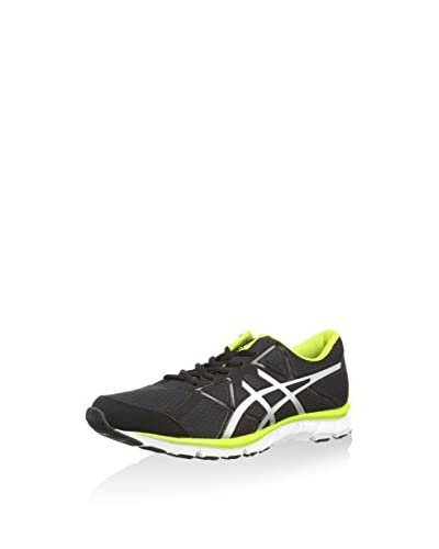 Asics Scarpa Sportiva Running Gel-Attract 3 [Nero/Argento/Lime]