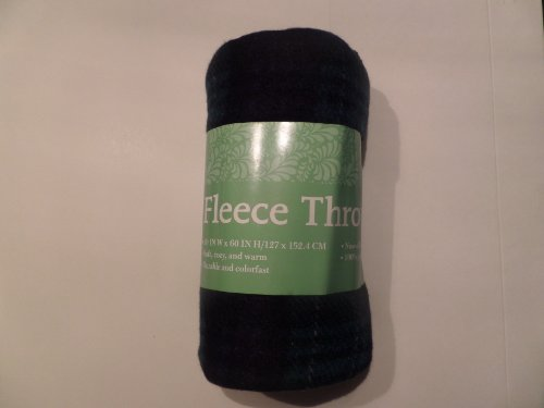 50 X 60 Inch Ultra Soft Fleece Throw Blanket (Green Plaid) front-924666