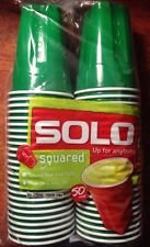 Solo Party Cups - 9 Oz (50 Ct) Green - 1