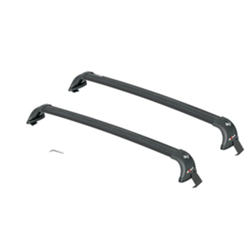 ROLA 59767 Removable Mount GTX Series Roof Rack for Mazda CX5