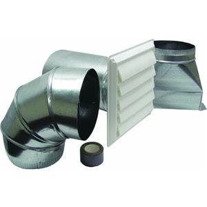 Range Hood Wall Vent Kit (Range Wall Vent compare prices)