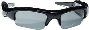 POV ACG25 HD Action Video Camera Sunglasses (Black)
