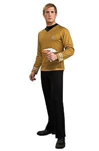 Deluxe Adult Captain Kirk Costume