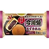 【12パック】 冷凍食品 今川焼 あずきあん 400g ニチレイ