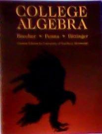 College Algebra 9780536338112 Slugbooks