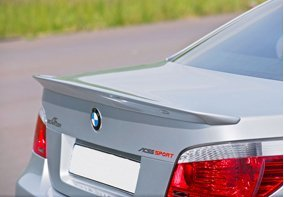 Trunk Spoiler For Bmw 525 528 530 535 550 5 Series E60 2003-2010 Ac Style