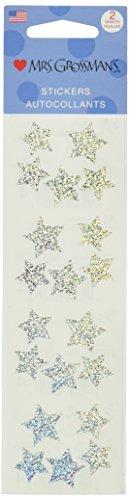 Mrs. Grossman's Stickers-Small Stars