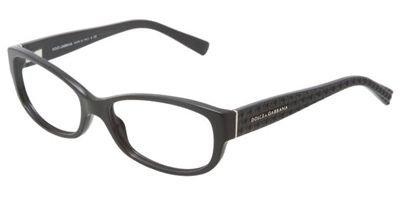 Eyeglasses Dolce & Gabbana DG3125 501 BLACK DEMO