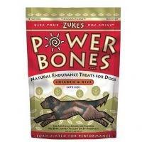ZUKE'S - POWER BONES CHICKEN (6OZ) DOG PRODUCTS - DOG TREATS - ALL OTHER brand new zuke s mini naturals dog salmon 6 oz dog products dog treats all other