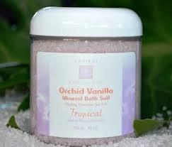LANIKAI Orchid Vanilla Mineral Bath Salt ラニカイ オーキッドバニラ ミネラルバスソルト