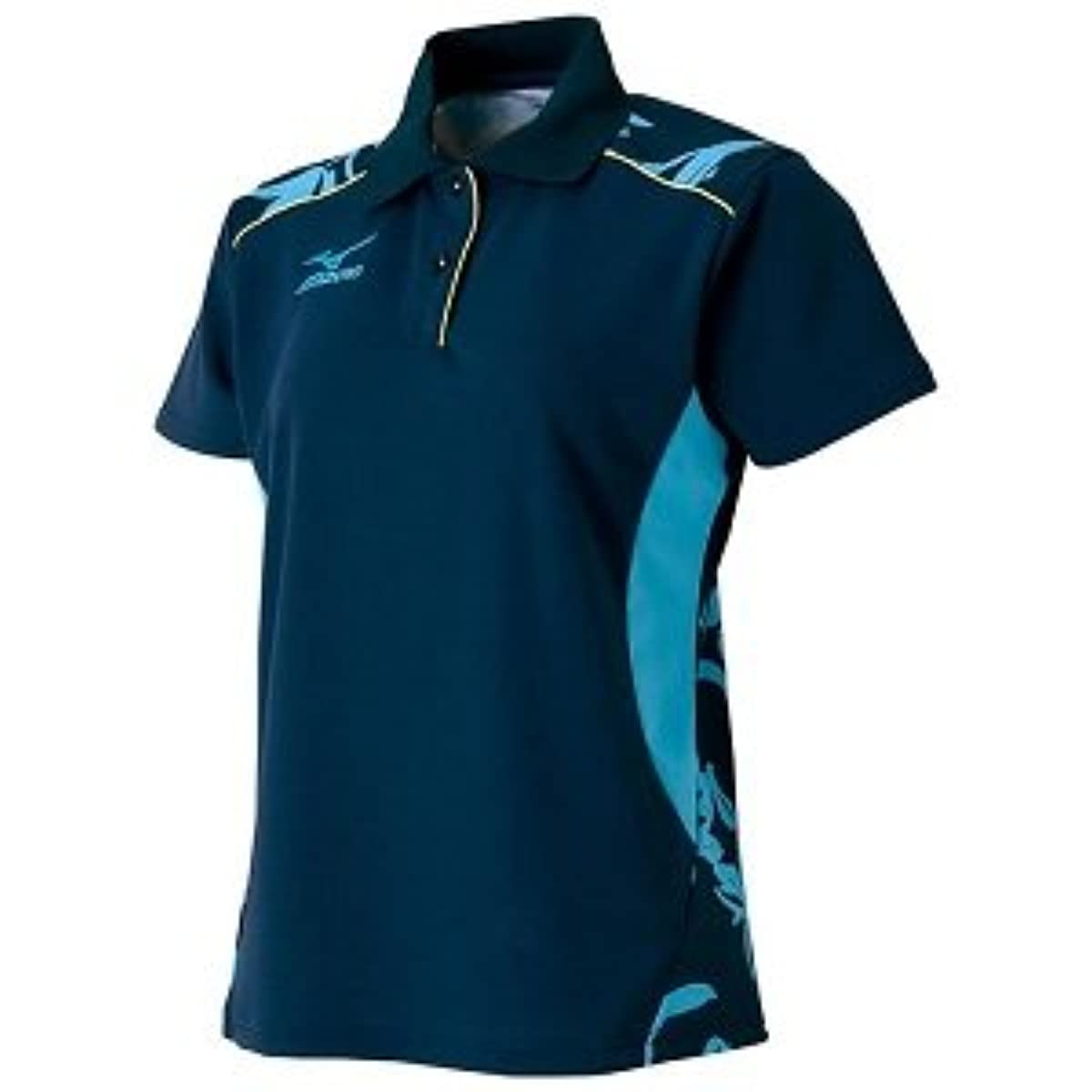 [해외] MIZUNO 드라이어이 사이언스/게임 셔츠(탁구/레이디스) 주문 상품 사이즈:2XL