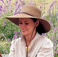 Sun Protection Garden Hat