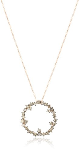 Kalan by Suzanne Kalan Kalan by Suzanne Kalan Starburst Circle Necklace