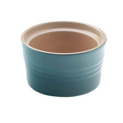 Stoneware 0.23 Qt. Stackable Ramekin Color: Flame