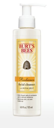 Burt'S Bees Radiance Facial Cleanser, 6-Ounce Bottles (Pack Of 3)
