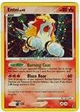 Pokemon Diamond & Pearl Secret Wonders Entei Holofoil Card 4/132