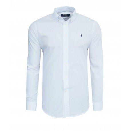 Ralph Lauren -  Camicia classiche  - Uomo bianco Large