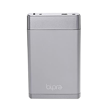 Bipra Free One Touch Back Up 320 GB External Hard Drive