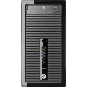 Business Desktop Prodesk 400 G1 Desktop Computer - Intel Core I3 I3-4130 3.4Ghz - Micro Tower