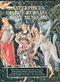 Masterpieces of the World's Great Museums (0600559149) by Hamlyn