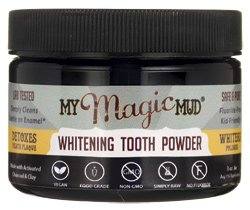 My Magic Mud Whitening Tooth Powder - 1.06 oz (30 grams) (Natural Whitening compare prices)