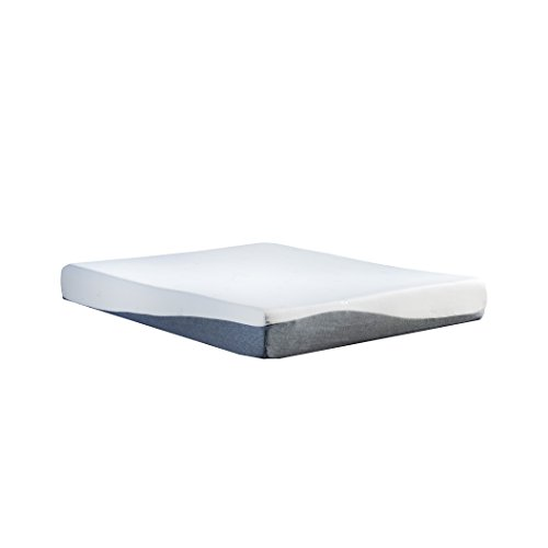 Buy Bargain Swiss Ortho Sleep®, 10 High-Density, 3 x Layered GEL & MEMORY FOAM MATTRESS, w/ Bamboo...