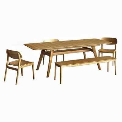 Greenington Currant Extendable Dining Table