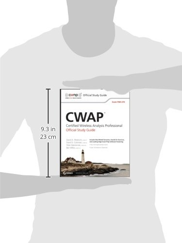 CWAP Certified Wireless Analysis Professional Official Study Guide: Exam PW0-270 (Study Guide Pw0-270)
