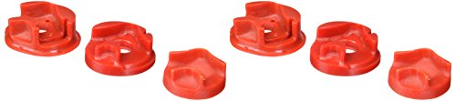Prothane 8-1903 Red All 4 Motor Mount Insert Kit (1990 Honda Civic Motor Mount compare prices)