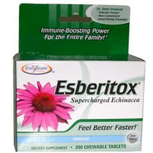 Enzymatic Therapy - Esberitox Supercharged Echinacea